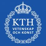 KTH logo, länk till KTH