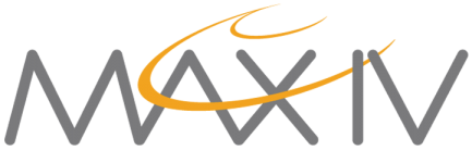 Logga för MAX IV
